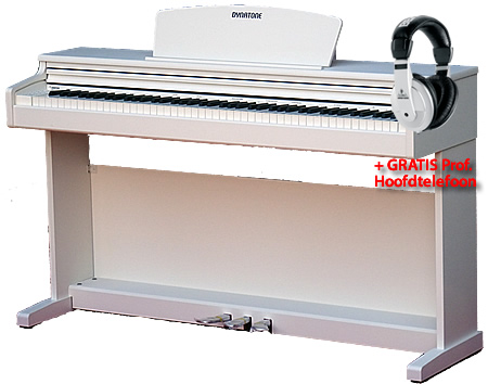 Welp Digitale piano Dynatone SLP250H huren IY-68